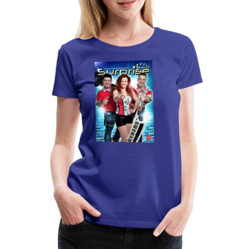 Autogramm Surprise Band - Frauen Premium T-Shirt