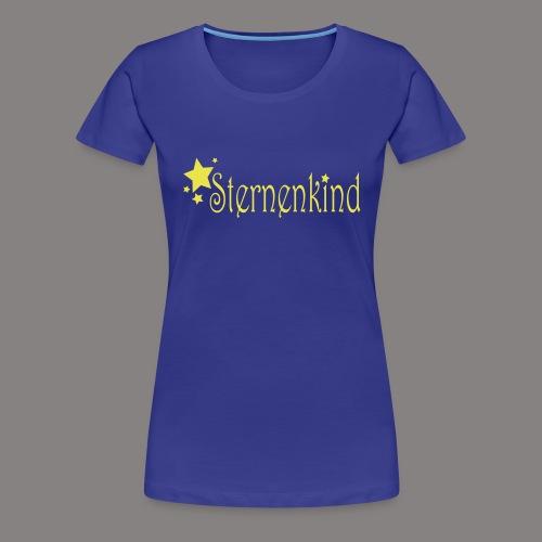 sternenkind V - Frauen Premium T-Shirt