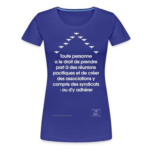 png franais5 - T-shirt Premium Femme