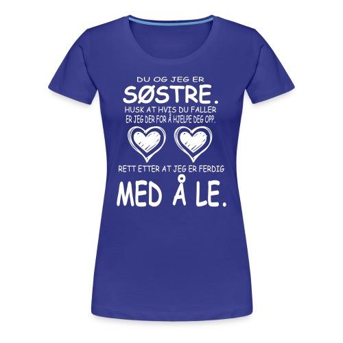 Søstre - Women's Premium T-Shirt