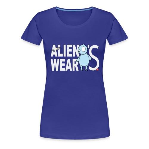Alien's wear - T-shirt Premium Femme