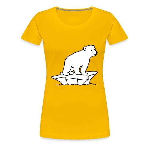Eisbaer - Frauen Premium T-Shirt