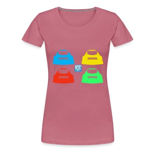 iccligne2011 - T-shirt Premium Femme