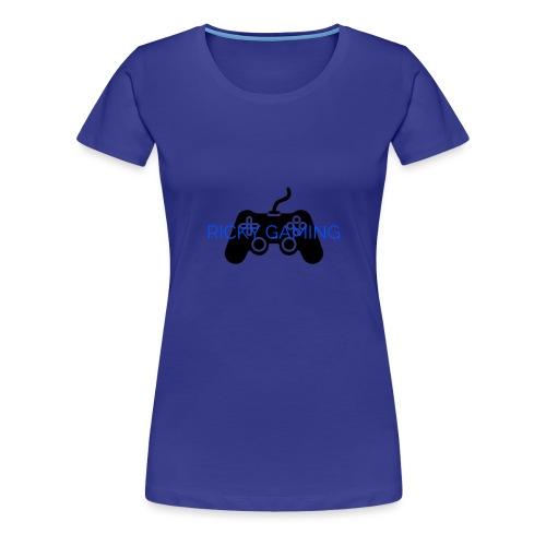 RIcky Gaming - Women's Premium T-Shirt