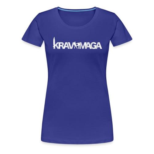 Krav Maga (http://www.kravmaga33.fr) - T-shirt Premium Femme