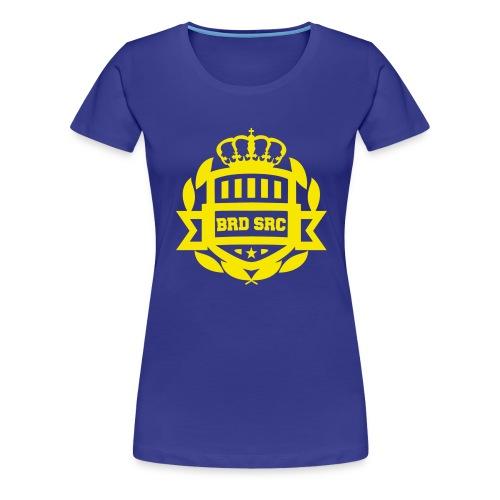 BRD SRC Klasyk - Koszulka damska Premium