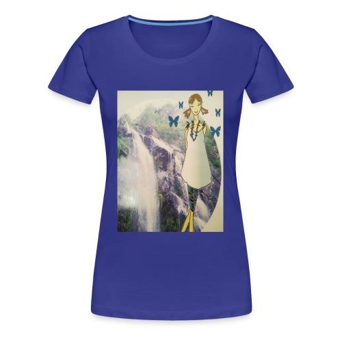 Agua - Camiseta premium mujer