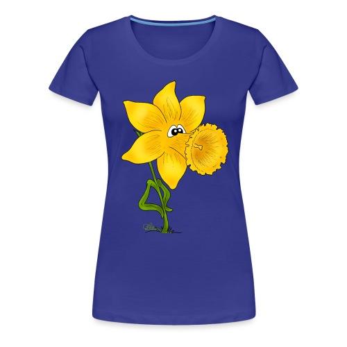 Ornella Osterglocke - Frauen Premium T-Shirt