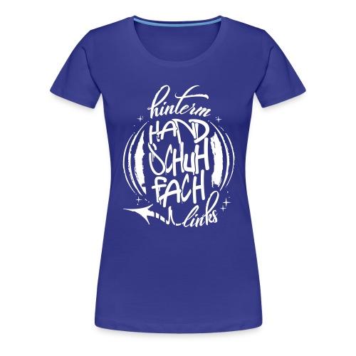 HHL Shirt - Frauen Premium T-Shirt
