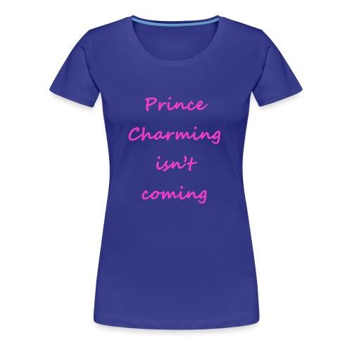 Prince Charming - Women's Premium T-Shirt