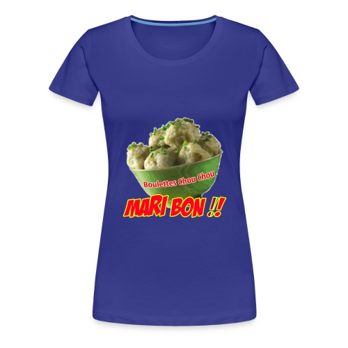 cuisinemaribon - T-shirt Premium Femme