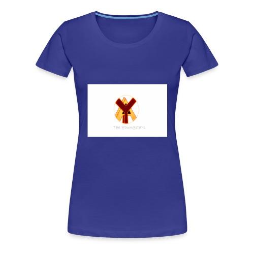 YoungStore Merch 1 - Women's Premium T-Shirt