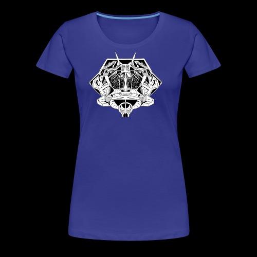 ᐚ ᗕ ᔹ ᖼ ᐻ Ż __________LOGO BY IRIS SON - T-shirt Premium Femme