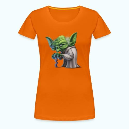 Little Gnome - Women's Premium T-Shirt