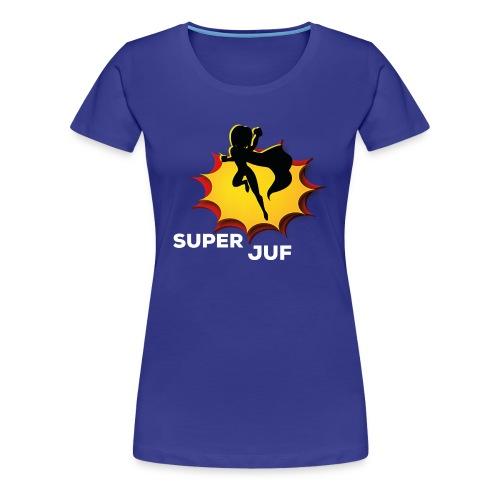 Superjuf 2 - Vrouwen Premium T-shirt