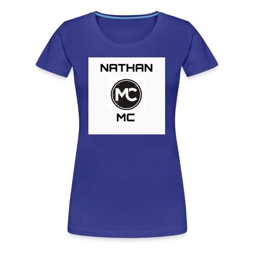 Nathan mc Phonecase - Women's Premium T-Shirt