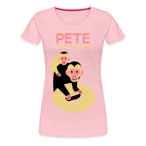 petefondblanc - Women's Premium T-Shirt