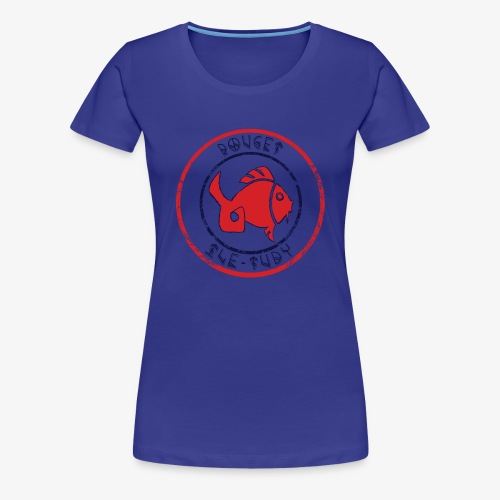 Tampon Rouget - T-shirt Premium Femme
