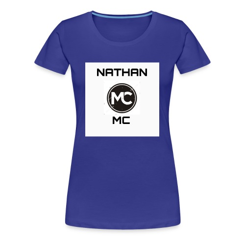 Nathan mc Phonecase - Women's Premium T-Shirt