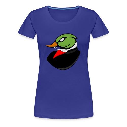 kUACK zAID - Camiseta premium mujer