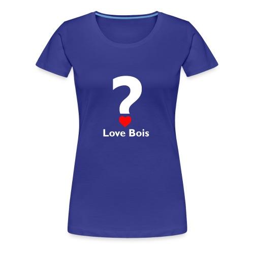 Logo 2 - Dame premium T-shirt