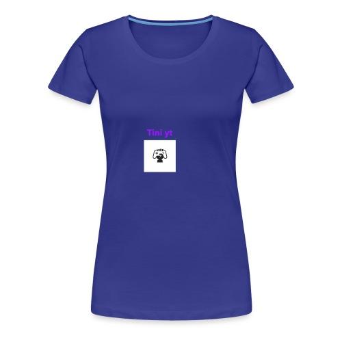 ikke gi opp! Stå på! - Premium T-skjorte for kvinner