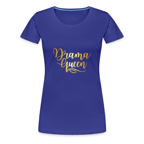 drmqun2 1 - Women's Premium T-Shirt