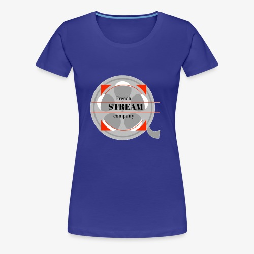 RoMstreamCompany - T-shirt Premium Femme