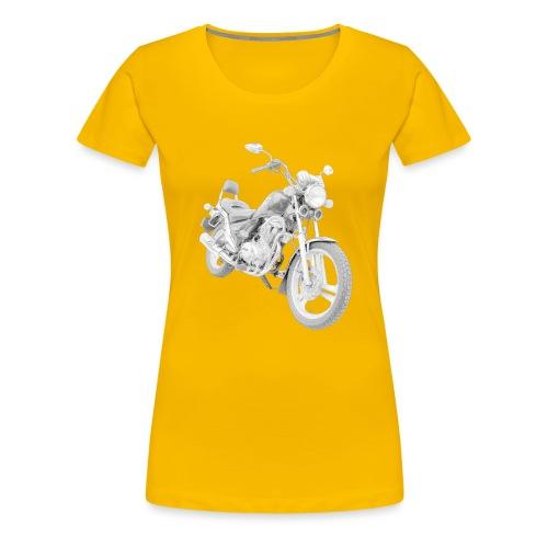 Daelim VS, Zeichnung von vorne rechts - Frauen Premium T-Shirt