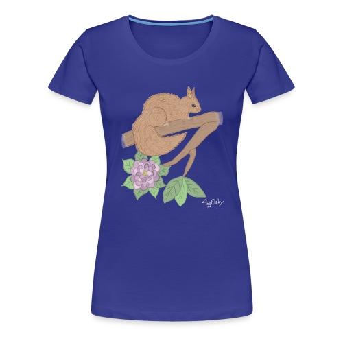 TheKremsi Merch - Design by 4ng3lsky - Frauen Premium T-Shirt