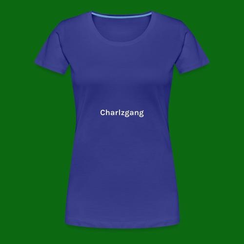 Charlzgang - Women's Premium T-Shirt