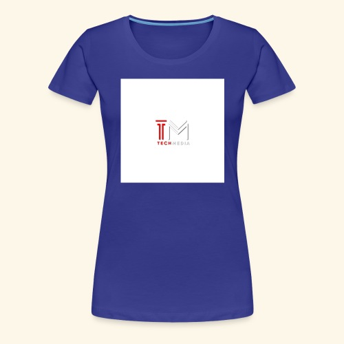 TechMedia - Women's Premium T-Shirt