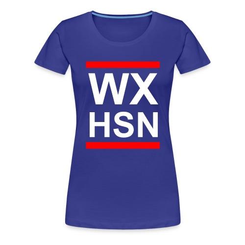 WXHSN-Wixhausen - Frauen Premium T-Shirt