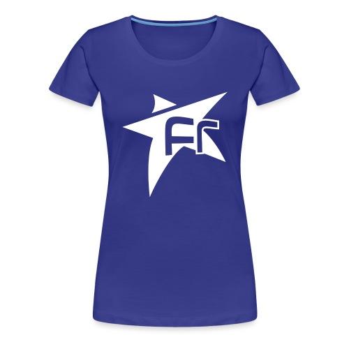 Etoile Fr transparent bla - T-shirt Premium Femme