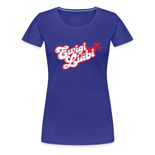 EL - Bubble - Girlie - Frauen Premium T-Shirt