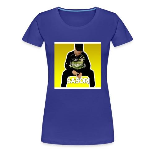Vetement Sasori YOUTUBE \ Rap - T-shirt Premium Femme