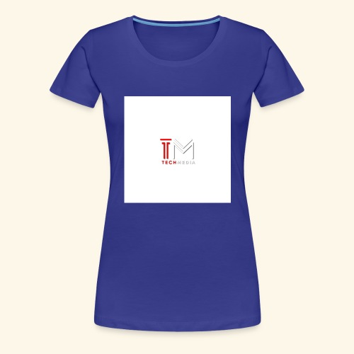 TechMedia - Women's Premium T-Shirt