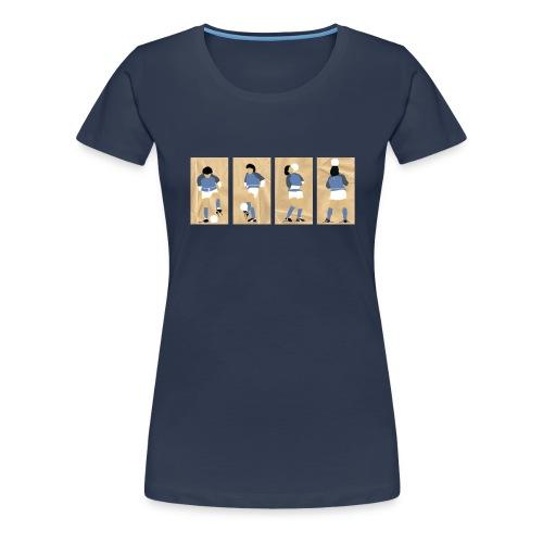 Live is Life - Vrouwen Premium T-shirt