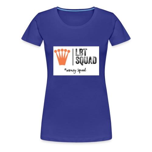 #Money Squad - Women's Premium T-Shirt
