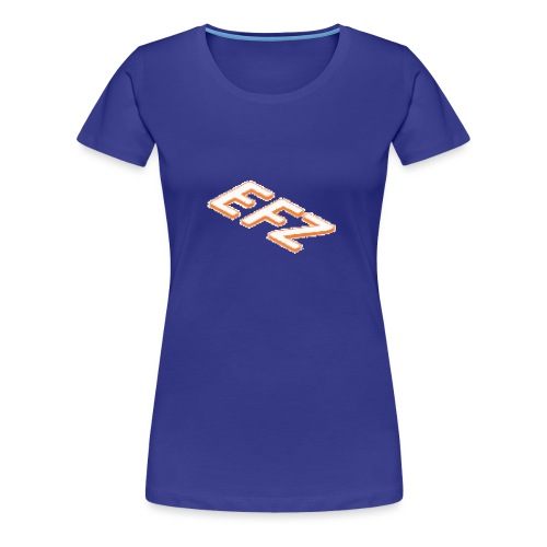 S.1 EFZ MAINLOGOSHIRT - Frauen Premium T-Shirt