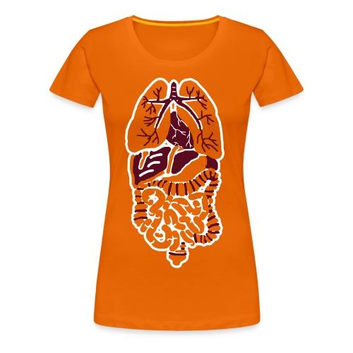 Rumpf - Frauen Premium T-Shirt