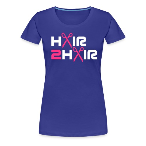 H2H-CUTTER - Frauen Premium T-Shirt