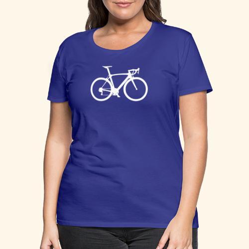 Cykel - Premium-T-shirt dam