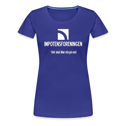 Impotensforeningen - Det skal ikke stå på oss!