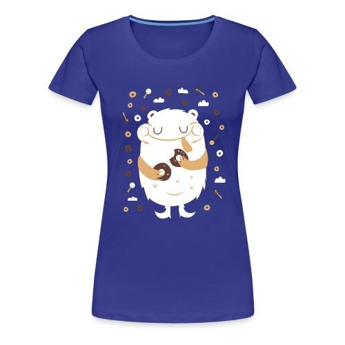 Mampf - Frauen Premium T-Shirt