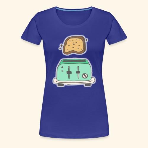 Toast - Frauen Premium T-Shirt