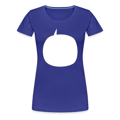 Bocadillo Comic - Camiseta premium mujer