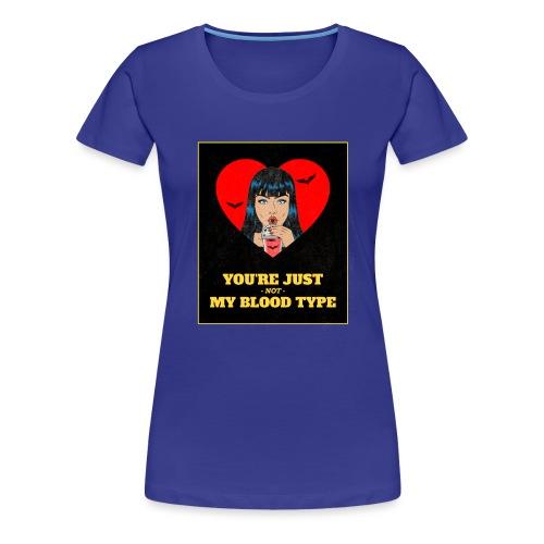 T-Shirt Femme Vous n'êtes pas mon groupe... Cadeau - T-shirt Premium Femme