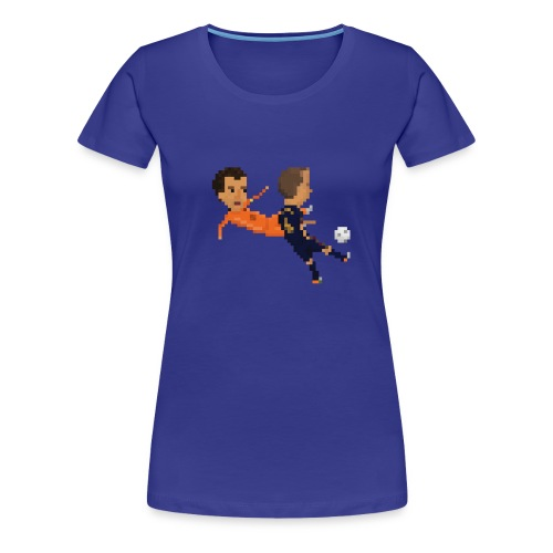 Winning Goal WC2010 - Women's Premium T-Shirt