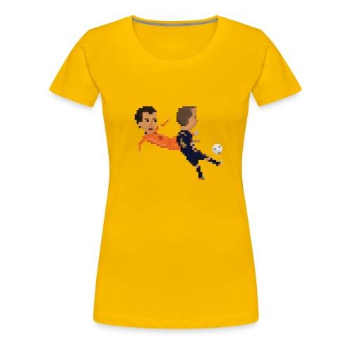 Winning Goal WC2010 - Women's Premium T-Shirt